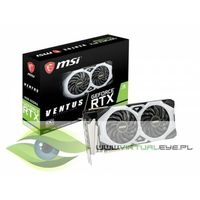 MSI Karta graficzna GeForce RTX 2070SUPER VENTUS GP oc 8GB GDDR6 256bit 3DP