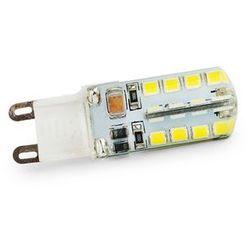 LEDtechnics G9 MINI 16mm 32 SMD 2835 silikon NEUTRALNA | 6024