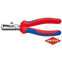 KNIPEX Szczypce do ściągania izolacji, dwukomponentowe (11 02 160)