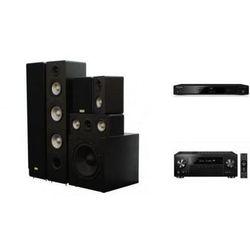 PIONEER VSX-831 + BDP-100 + TAGA TAV-406 + TSW-90 - Kino domowe - Autoryzowany sprzedawca