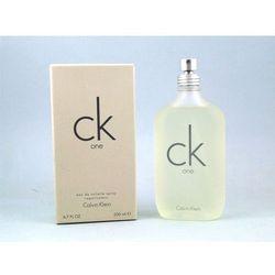 Calvin Klein Ck One edt 50 ml - Calvin Klein Ck One edt 50 ml