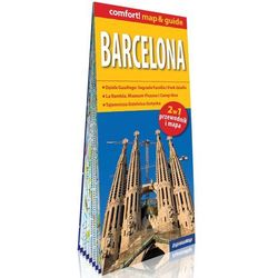 Comfort! map&guide Barcelona 2w1