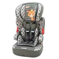 Fotel samochodowy Nania Beline SP 2014 Girafe 9-36 kg Szara