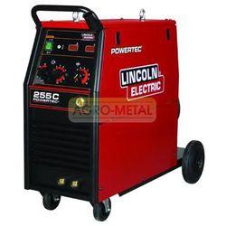 Półautomat spawalniczy LINCOLN POWERTEC 255C 400V3ph +DOSTAWA GRATIS +GWARANCJA PRODUCENTA