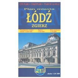 Plan miasta Łódź Zgierz