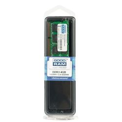 DDR3 4 GB 1333MHZ SODIMM GOODRAM CL9 512x8 Single Rank