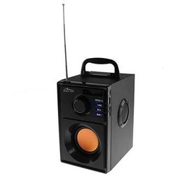 Przenośne głośniki bluetooth stereo z odtwarzaczem MP3 Media-Tech BOOMBOX BT MT3145