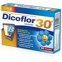 Dicoflor 30 d/niemowląt i dzieci saszet. 1