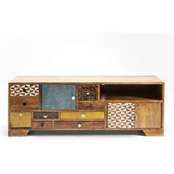 Kare design :: Półka TV Soleil 9 szuflad, 3 drzwi