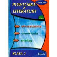 Powtórka z literatury 2 (opr. miękka)