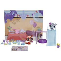 HASBRO A7642 A8540 Littlest Pet Shop Mini Zestaw Tematyczny Czas Na Im