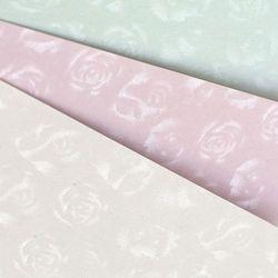 Karton ozdobny Premium Małe Róże Galeria Papieru, błękitny, format A4, opakowanie 20 arkuszy, 203508