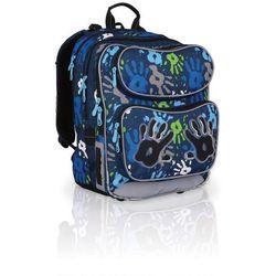 Plecak szkolny Topgal CHI 699 D - Blue