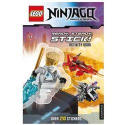 Lego Ninjago Masters of Spinjitzu: Ready, Steady, Stick!