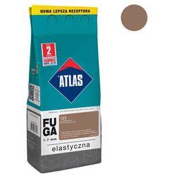 Fuga Cementowa 123 Jasnobrązowy 2 Kg Atlas