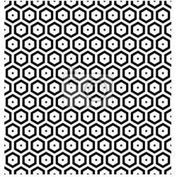 Fototapeta Wzór plastra miodu. Tekstury bez szwu sześciokąty.