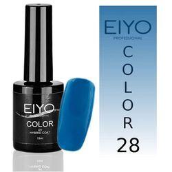 Lakier hybrydowy EIYO Modern - kolor nr 28 - Niebieski - 15 ml Lakiery hybrydowe