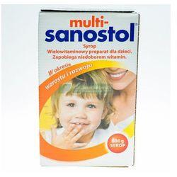 MULTI-SANOSTOL syrop 600 g