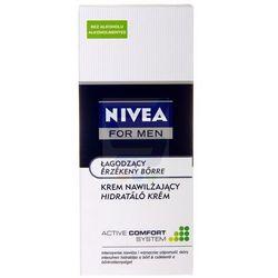 NIVEA FOR MEN Sensitive Łagodny krem do twarzy 75ml