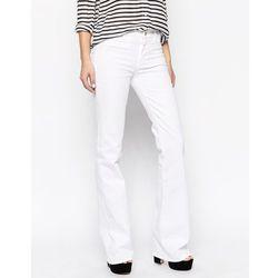 M.i.h Jeans Marrakesh Flare Jeans - White