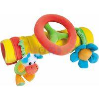 Pluszowa zabawka do wózka kierownica Canpol (krówka)
