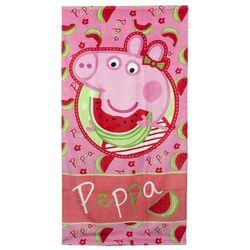 Ręcznik plażowy / kąpielowy Świnka Peppa