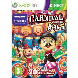 Carnival Games in Action (Xbox 360)