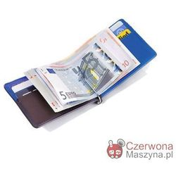 Etui na banknoty Troika Blue Canyon