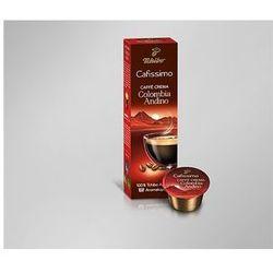 Tchibo Cafissimo Caffe Crema Colombia Andino 10x8g