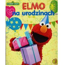 Elmo na urodzinach (opr. broszurowa)
