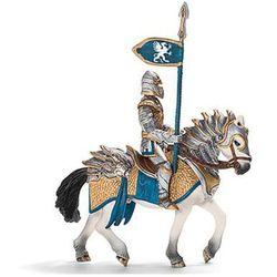 SCHLEICH Rycerz Gryfa z lancą na koniu 70109