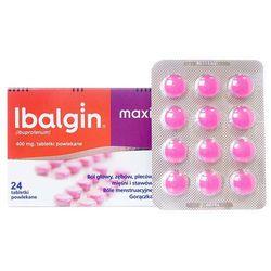 IBALGIN MAXI 24 tabletki