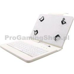 FlexGrip Sprawa z klawiaturą do Samsung Galaxy Tab 10.5 LTE S-T805, White