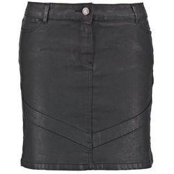 Kookai Spódnica jeansowa noir