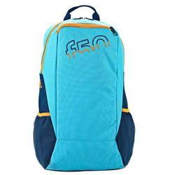 Adidas, plecak F50, niebiesko-granatowo-pomarańczowy Darmowa dostawa do sklepów SMYK