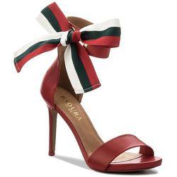 a53d005b sandaly sagan 2493 czerwony lakier czerwony w kategorii Sandały ...