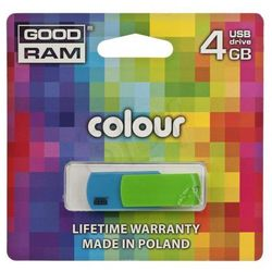 PENDRIVE 4GB GOODRAM USB 2.0 COLOR [6264]