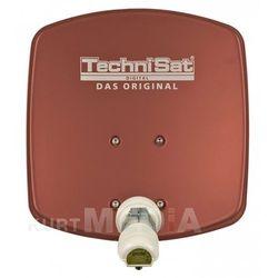 Czasza TECHNISAT DigiDish 45 Ceglasty z konwerterem V/H-LNB