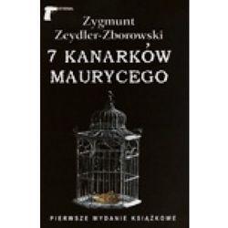 7 kanarków Maurycego (opr. broszurowa)