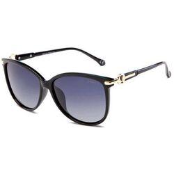 aaaa783c7ddb okulary kocie oczy czarne przeciwsloneczne doda w kategorii Okulary ...