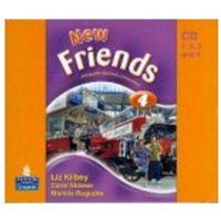 New Friends 4 Class CD(1-4)