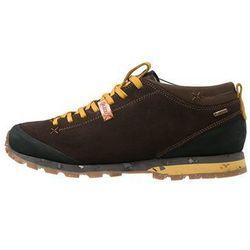 Aku BELLAMONT GTX Obuwie hikingowe dark brown/yellow