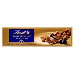 Czekolada Milk Raisins Hazelnut Gold 300g