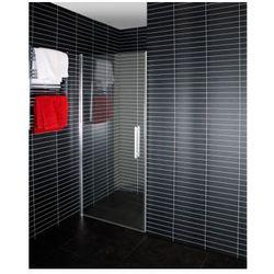 DUSCHY DOOR Drzwi prysznicowe 80x190, transparentne 5231-80