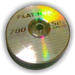 Płyty Platinum CD-R 700MB 52x - Spindel - 10szt.