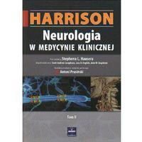 Harrison Neurologia w medycynie klinicznej tom 2 (opr. twarda)