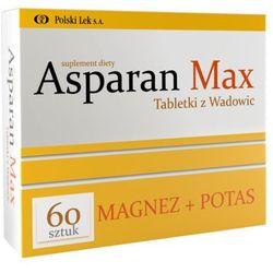 Asparan MAX Tabletki z Wadowic 60tbl