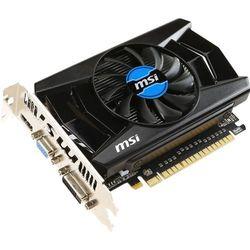 MSI GeForce GTX 750 Ti OC V1, 2GB GDDR5 (128 Bit), HDMI, DL-DVI-D, D-Sub