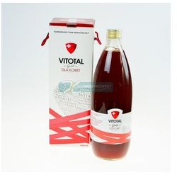 Vitotal Gold syrop dla kobiet 1000 ml