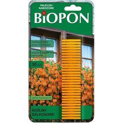 BIOPON 30szt Pałeczki nawozowe do roślin balkonowych